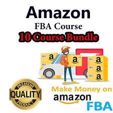 Amazon FBA Courses 10 Course Bundle Make Money On Amazon FBA