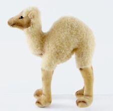 "Vintage Steiff Camel 5.5"" ca 1970s? NO TAG, NO BUTTON"