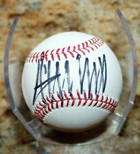 DONALD TRUMP PRESIDENT CUBED SIGNED AUTOGRAPHED AUTHENTICATED MLB BASEBALL COA