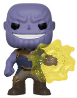 Thanos Mind Stone 296 Avengers Infinity War Funko Pop Vinyl New in Mint Box +P/P