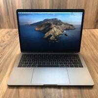 "Apple MacBook Pro Space Gray 13"" 512GB SSD 16GB RAM 2.3GHz British Keys Tested"