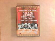 COFFRET 5 DVD THEATRE / MAILLAN, CARMET, LE POULAIN, M. PACOME, FR. BLANCHE +++