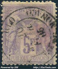 FRANCE SAGE N° 95 RARE CACHET DE MONACO A VOIR