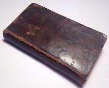 Alexander Pope, Selection Of Best Poems & Translations, Antique Pocket Size Book