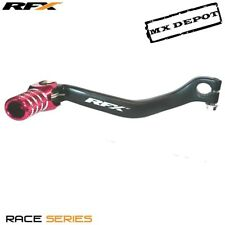 RFX BLACK RED GEAR LEVER SHIFT PEDAL for GASGAS EC250 2000 - 2016   :60100
