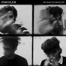 "Inhaler We Have To Move On / Ice Cream Sundae [New Limited 1 x 7"" Black Vinyl]"