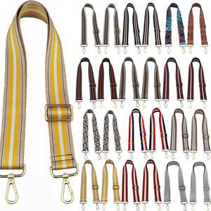 """Boho Stripes Handbag Adjustable Shoulder Bag Strap Replacement Handle Belt 53"""""""