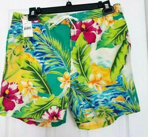 NWT $49 Polo Ralph Lauren Swimsuit Swim Shorts XXL