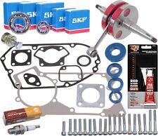 Motor Tuning Lager SKF Dichtringe Dichtung Sportkurbelwelle für Simson S70 S83
