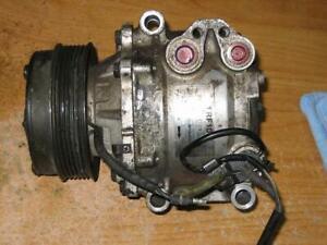AC Compressor OEM Sanden TRF105 fits Dodge Daytona, Spirit / Plymouth Acclaim QR