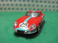 "FERRARI 275 GTB/4 3300cc. coupè P.Farina ""Le Mans 1966"" -1/43 Best Model 9084"