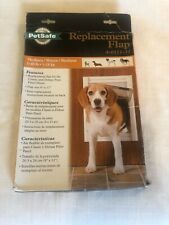 NEW Petsafe Dog & Cat Door Replacement Flap, Medium, Sealed Box 4-0111-11