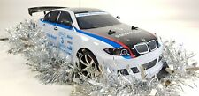 XMAS DEAL!! BMW HSP GTR Racing RC Drift Car 4wd 1:10 Electric RTR High Speed Toy