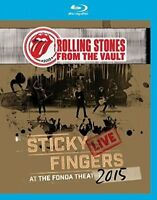 From The Vault - Sticky Fingers Live At The Fonda Theatre [Blu-Ray] [DVD]