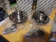 Wheel Bearing Kit Front Vauxhall Astra G Zafira A Without ABS Pair X2 5 Stud