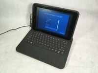 "HP Pro Tablet 10 EE G1 10.1"" Tablet Intel Atom 1.33GHz 2GB 32GB eMMC Win10"