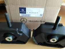 2 SOPORTES DE GOMA PARA motor Mercedes Benz G class W463, W461 OEM: A4602406618