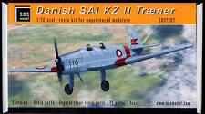SBS Models 1/72 SAI KZ II Danish Trainer