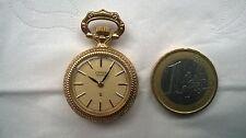 CITIZEN - Rosenmotiv - Umhänge-Uhr / kleine Taschen-Uhr / Hochzeit