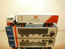 LION CAR 59 DAF 2800 + EUROTRAILER RODOVIARIA NACIONAL - 1:50 - VERY GOOD IN BOX