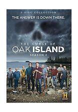 The Curse Of Oak Island: Season 2 [DVD] Free Shipping