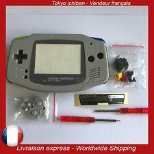 Kit coque + écran Nintendo Game Boy Advance GBA Super Famicom SFC Shell Case