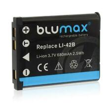 Batteria Blumax 680mAh li-ion per Olympus TG-320,VH-210