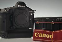 Canon EOS 1D X 1DX Mark II 20.2 MP Digital Camera Shutter Count Less Than 20000