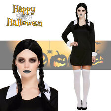 Adult Scary Daughter Horror Fancy Dress Halloween Dress Only Costume