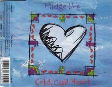MIDGE URE Cold, Cold Heart – GER Issue MCD 1991 RAR & NEUWARE ULTRAVOX Synth-Pop