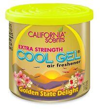 100% original golden state delight california scents cool gel lufterfrischer