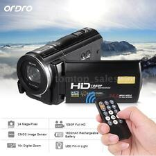 "Full HD 1080P 16X Zoom 3.0"" Touch Screen Digital Video Camera DV Camcorder Q2N3"