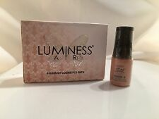 New Luminess Air/Stream Airbrush Makeup Silk Shade 4 Foundation .25oz Free Ship