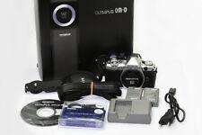 Olympus OM-D E-M5II 16.0MP Digitalkamera, silber