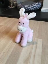 Mothercare Horse Pony Donkey Teddy Comforter Snuggle Soft Toy *FREE POSTAGE*