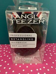 Tangle Teezer Detangling Hair Brush The Original Black