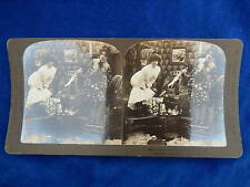 STEREOVIEW - H.C. WHITE CO - 5428 FIVE O'CLOCK TEA - TOP !