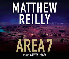 Area 7 by Matthew Reilly (CD-Audio, 2007) Read by Steven Pacey