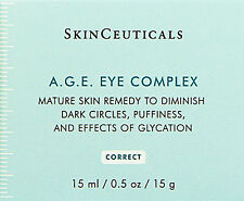 SkinCeuticals AGE A.G.E. Eye Complex 0.5oz(15ml)  BRAND NEW