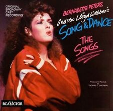 Song & Dance: The Songs - Original Broadway Cast Recording, Andrew Lloyd Webber,