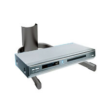 Under TV Wall Mount Component AV DVD Bracket Shelf DVR Cable Box Game Console