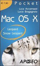 Mac OS X. Leopard. Snow Leopard - [Apogeo]