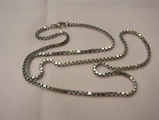 SR321-925er Silber kette lang 60 cm Breit 2,45 mm Gewicht 19,8 Gramm