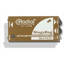 Radial Engineering StageBug SB4 Piezo DI +Picks