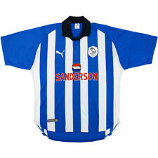 vintage SHEFFIELD WEDNESDAY 1999-2000 home shirt Puma XL jersey Sanderson SWFC