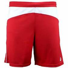 ASICS X-Over Short  Athletic   Shorts - Red - Mens
