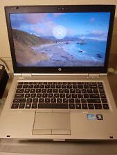 HP Elitebook 8460p i5-2520M 2.5GHz 250GB 4GB Windows 10 Business Laptop/Notebook