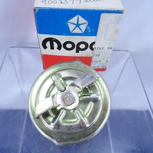 NOS Gas Cap 1973-1974 Charger Coronet Satellite Road Runner Newport Fury Polara