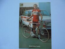 wielerkaart 1978 team flandria freddy maertens