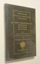 WORLD WAR II FRANCE ITALY Le Corps Expéditionnaire Français en Italie 1943-44 b